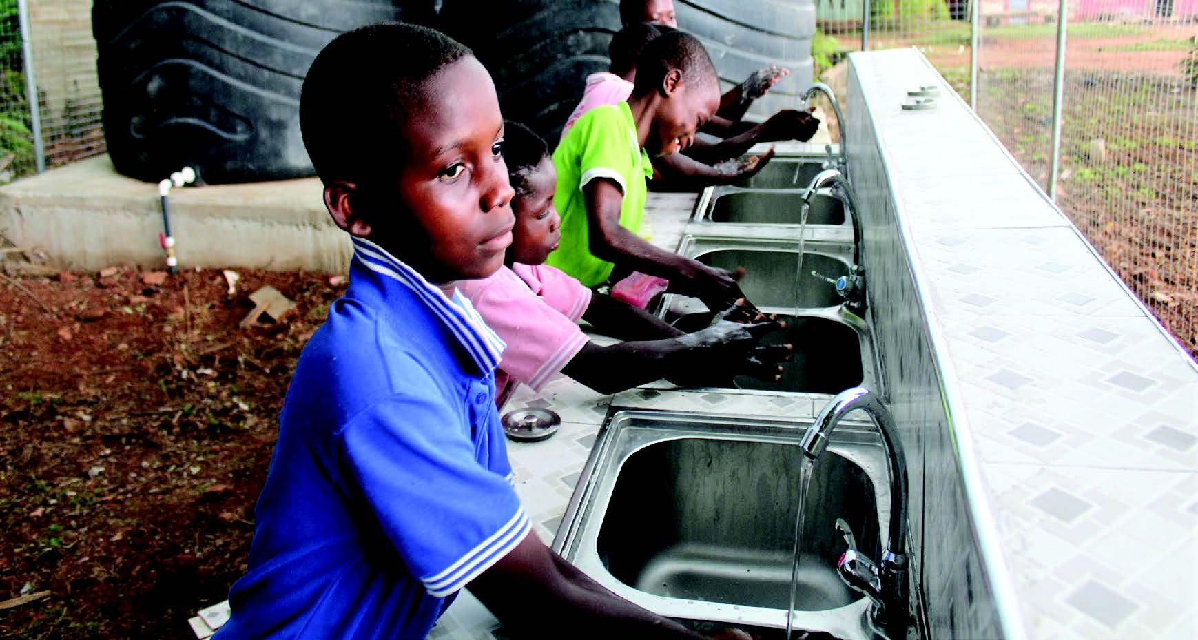 Supporting Compassion Australia's Sanitation Projects in Ghana