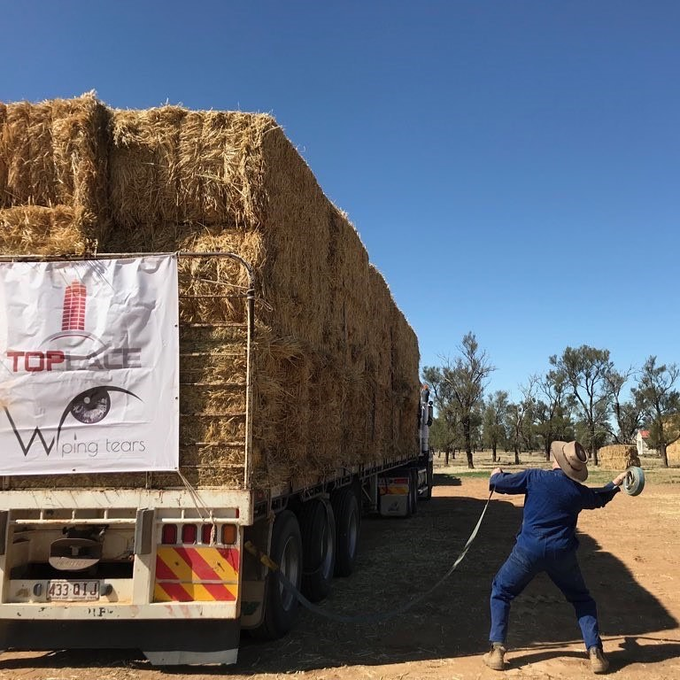 Lending a Helping Hand to Drought-Affected Farmers
